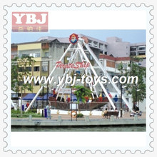 2014 GZ Cheap Kids Carousel Pirate Ship Amusement park equipment for sale