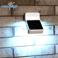 2016 New Design Solar Energy Product High Quality Led Solar Light Series low voltage post cap lights