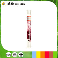 Herb extract purple red edible compound liquid nature colourant