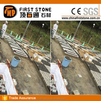 Padang Dark G654 Granite Cheap Cobblestones For Sale