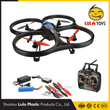 Toys new model 2017 ultra light aircraft professional UFO upgraded 2.4G 4CH 6 axis chopper gopro drone made in china