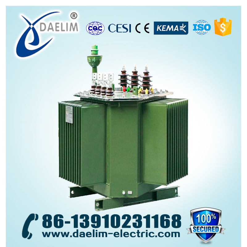 Price of 33kv 6300kva Distribution Transformer for Substation