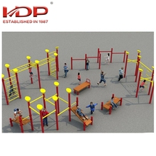 Factory price omni fitness equipment, outdoor fitness playground