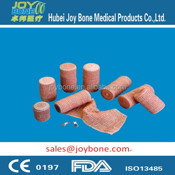 Surgical POP bandage (Plaster of Paris) with CE ISO FDA approved, gypsum bandage, plaster bandage