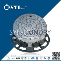 EN124 Self Locking Manhole Covers