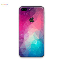 new popular protective mobile skin paper reusable removable cell phone 3m vinyl wrap matt films for iPhone back sides stickers