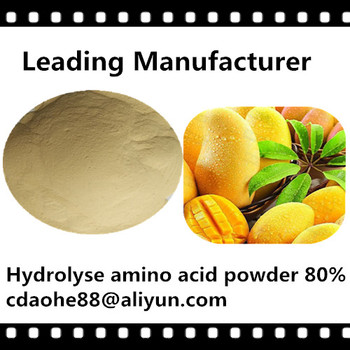 Hydrolyzed Vegetable Protein Amino Acids