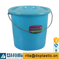 thickened plastic 15L water well bucket