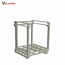 Good Service folding stacking tyre rack steel coil storage rack