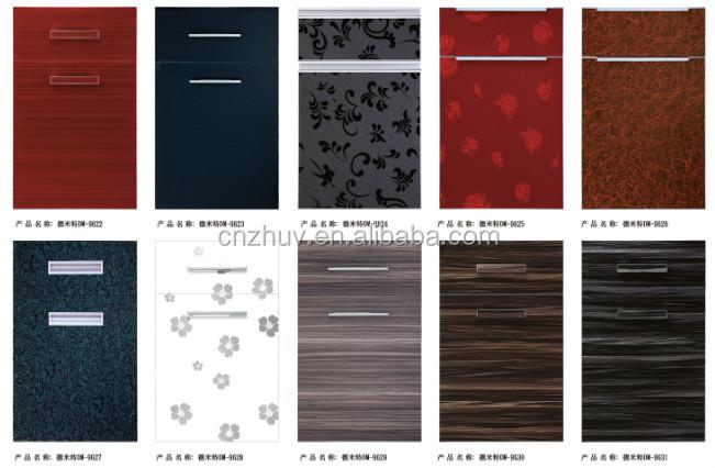 Laminate Sheet Modular Kitchen Cabinet Color Combinations