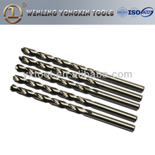High precision parallel Shank HSS jobber series twist drill M35 Cobaltic Twist Drill