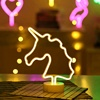 Hot selling neon lamp led christmas decorative lights