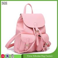 Women Hot Fashion Small Backpack Rucksack Satchel Shoulder Leather Bag