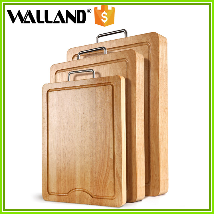 Rubber Wooden Cutting Board