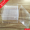 Clear Acrylic Flower Box With Drawers / Preserved Flower Packing Box