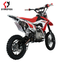 yx125cc 12/14 dirt bike pitbike 4 stroke motocross SY motorcycles