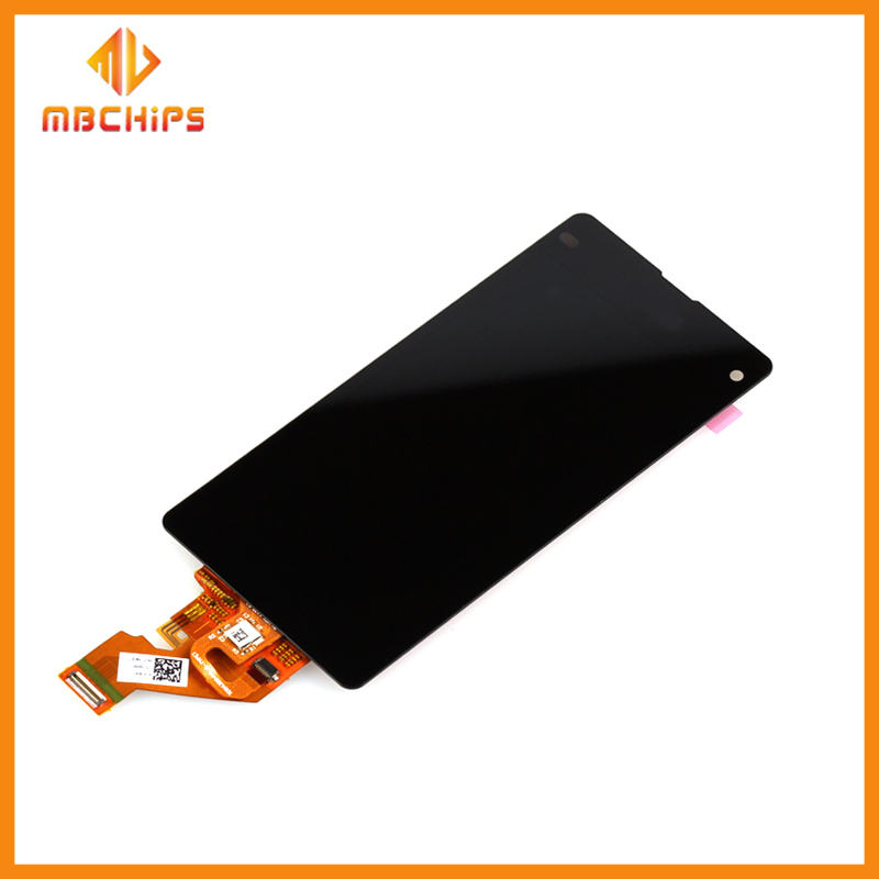100% Tested before Shipping!!!! for Sony Xperia z1compact LCD and Digitizer Assembly/ for Sony Xperia Z1 mini LCD Screen