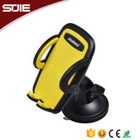 STJIE - Wholesale universal 360 degree rotating swivel mobile phone car mount holder,phone clip