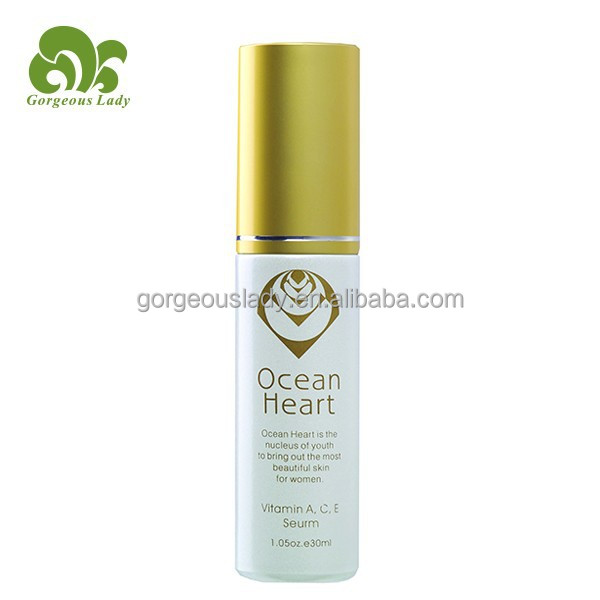 Vitamin A C E Serum 30ml increasing collagen protein regeneration
