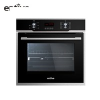 60cm tempered glass electric bread baking oven