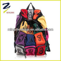 2012 popular backpack brands/casual backpack bags