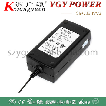 12V5A Power supply with CE ,UL certification