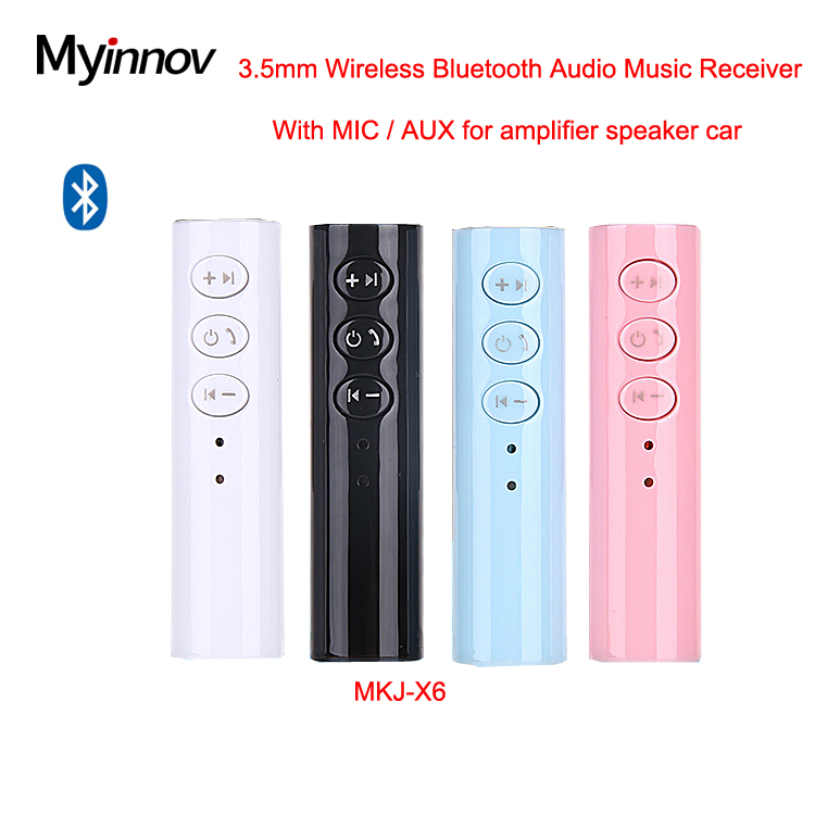 3.5mm audio jack Wireless usb music car aux adapter for car mp3 player