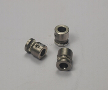 MK7/Mk8 stainless small brass extruder steering gear for 1.75mm/3mm