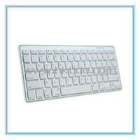 Gtide 2013 new design bluetooth 3.0 laptop thai keyboard from China factory alibaba gold supplier