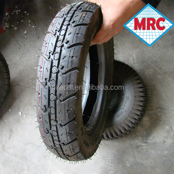 high quality 3.50-10 three wheel motorcycle 50cc tire