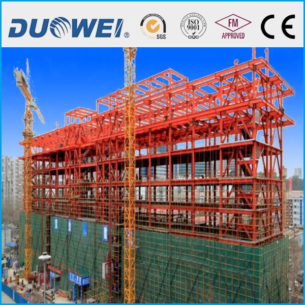 warehouse used light steel structure