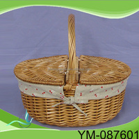 Insulated Picnic Basket For Two,Picnic Insulated Basket