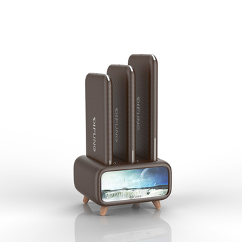 Super New DIFUNG Product Charging Station 8000mah with charging dock