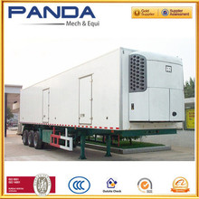 2016 New Freezer Semi-Trailer , Refrigerators Freezers in Dubai For Food Transport