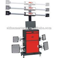 3D tire aligner 3D Wheel Alignment automatic tracking post visual camera bars MST-V3D-III