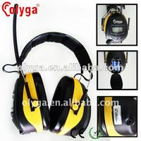 Peltor Electronic Ear muffs With FM/AM Radio