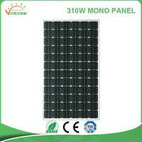 best price 310 mono solar panel wholesale in dubai