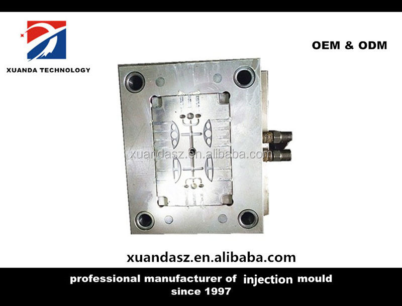 Customized remote control plastic mould