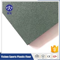 Flexible Rubber Flooring Type For Outdoor