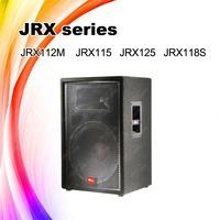 JRX115 Pa System Indoor Single 15 inch Speaker
