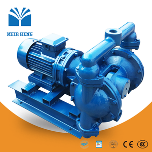 DBY electric operated diaphragm pump stainless steel pump liquid transfer pump