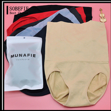 M L New Arrival Munafie High Waist Slimming Panties Tummy Control Underwear Slim Shape Panty 360 Original