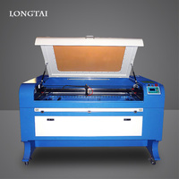 Factory direst sale longtai brand Computer embroidery laser cnc engraving machine 9060