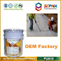 long shelf life road crack repair Sepna Polyurethane / PU building joint sealant glue products