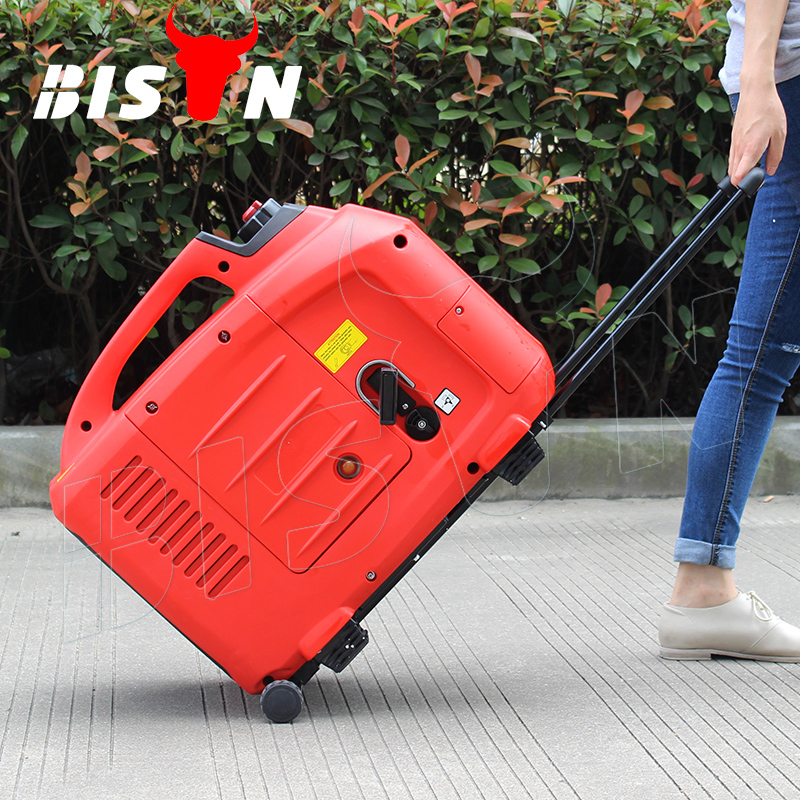 BISON Cheap Price 3kva Generator Camping Use Portable Inverter Generator Gasoline Generators Inverter Portable