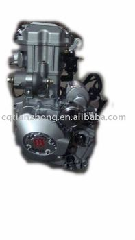 CG200 motorcycle engine