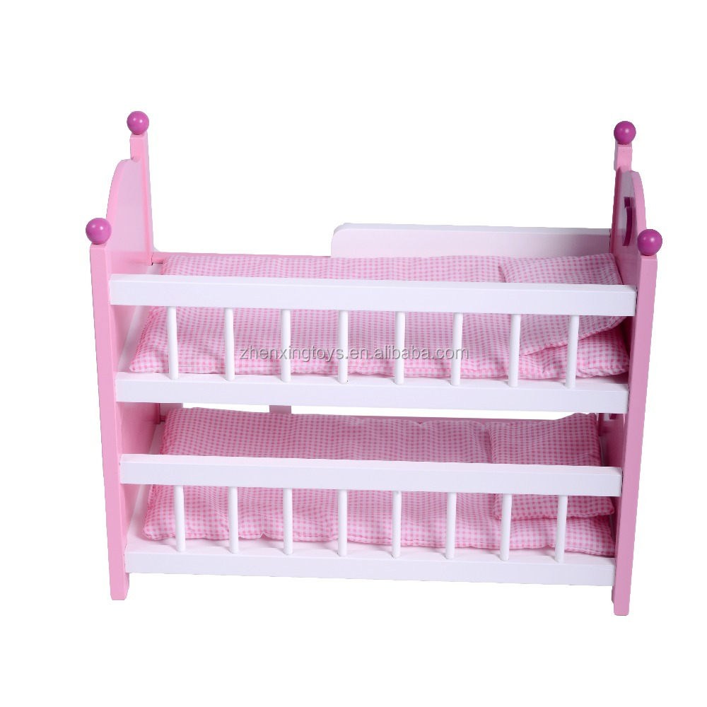 2014 Hot Sales New Design Star Wooden Doll Bed Buy Doll