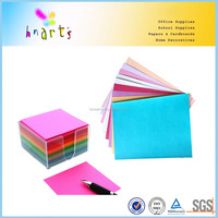 kids play color paper for decoupage ,color cardboard for school supply