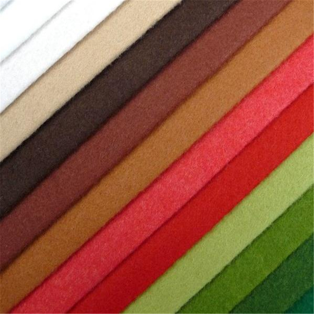 nonwoven technics felt/flocking fabric