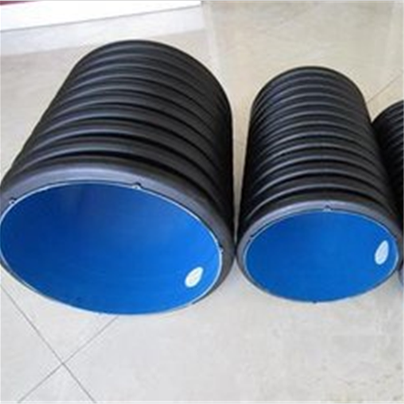 BAIJIANG 3 Inch Flexible Lowes Drain HDPE Corrugated Pipe